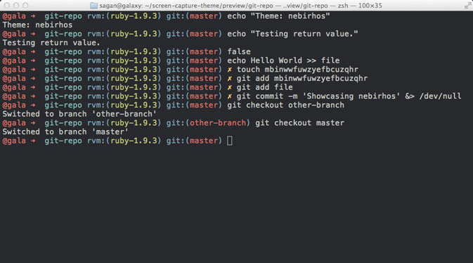 oh-my-zsh-example